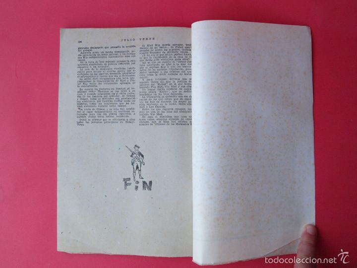 Cómics: LOS HERMANOS KIP - JULIO VERNE - COLECCION GRANDES AUTORES Nº 9 - AMELLER EDITOR - Foto 4 - 60318687
