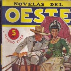 Comics: NOVELA COLECCION NOVELAS DEL OESTE NUMERO EXTRAORDINARIO Nº 8. Lote 60369635