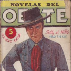 Comics: NOVELA COLECCION NOVELAS DEL OESTE NUMERO EXTRAORDINARIO Nº 2. Lote 60369679