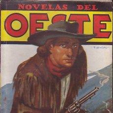Comics: NOVELA COLECCION NOVELAS DEL OESTE Nº 58. Lote 60498999