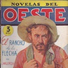 Comics: NOVELA COLECCION NOVELAS DEL OESTE Nº 17. Lote 60512907