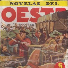 Comics: NOVELA COLECCION NOVELAS DEL OESTE Nº 90. Lote 60513231
