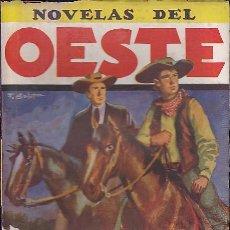 Comics: NOVELA COLECCION NOVELAS DEL OESTE Nº 88. Lote 60513343