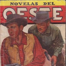 Comics: NOVELA COLECCION NOVELAS DEL OESTE Nº 33. Lote 60513459