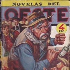 Comics: NOVELA COLECCION NOVELAS DEL OESTE Nº 47. Lote 60513487