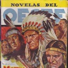 Comics: NOVELA COLECCION NOVELAS DEL OESTE Nº 72. Lote 60513723