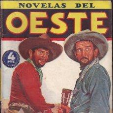 Comics: NOVELA COLECCION NOVELAS DEL OESTE Nº 32. Lote 60767223