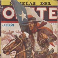 Comics: NOVELA COLECCION NOVELAS DEL OESTE Nº 65. Lote 60767507