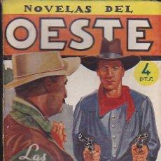Comics: NOVELA COLECCION NOVELAS DEL OESTE Nº 37. Lote 60783935