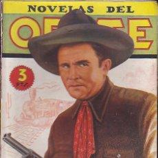 Comics: NOVELA COLECCION NOVELAS DEL OESTE Nº 25. Lote 60784031