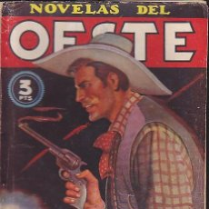 Comics: NOVELA COLECCION NOVELAS DEL OESTE Nº 12. Lote 60789847