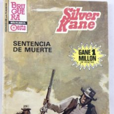 Cómics: SILVER KANE. SENTENCIA DE MUERTE. BOLSILIBROS OESTE Nº 763 BRUGUERA.. Lote 62367268
