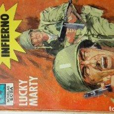 Cómics: BOLSILIBRO ECSA METRALLA Nº 122 DEL AÑO 1983 POR LA COMPRA DE CINCO UNA DE REGALO. Lote 66482910