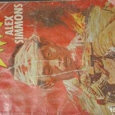 Cómics: BOLSILIBRO BRUGUERA METRALLA, Nº 178 CEMENTERIO DE TANQUES DEL AÑO 1983. Lote 211672631