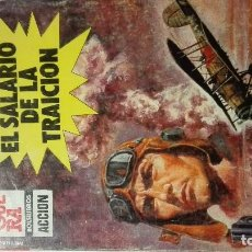 Cómics: BOLSILIBRO BRUGUERA METRALLA, Nº 196 DEL AÑO 1984 POR LA COMPRA DE CINCO UNA DE REGALO. Lote 66492810