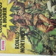 Cómics: BOLSILIBRO BRUGUERA METRALLA, Nº 200 DEL AÑO 1984 POR LA COMPRA DE CINCO UNA DE REGALO. Lote 66493590