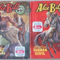 Cómics: ALCE BILL NºS 1 Y 4 - EDITORIAL MOLINO. Lote 67626801