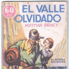 Cómics: LA NOVELA AVENTURA Nº 99 EDI. HYMSA 1935 - OESTE, EL VALLEOLVIDADO POR HOFFMAN BIRNEY. Lote 67783273