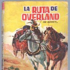 Cómics: COLECCION WESTERN Nº 1 - EDI. VALENCIANA 1961 - JOE BENNNETT - JOSE LUIS PORTADA. Lote 68271781