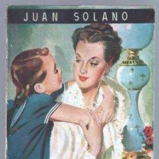 Cómics: BIBLIOTECA DE LECTURAS EJEMPLARES Nº 63 - JUAN SOLANO - ROSA ALEGRÍA - 1959 ESCELICER. Lote 68698837
