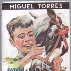 Cómics: BIBLIOTECA DE LECTURAS EJEMPLARES Nº 118 - NONO Y CLAVEL - MIGUEL TORRES - 1953 ESCELICER. Lote 68699321