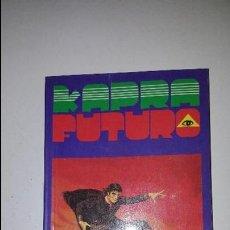 Cómics: KAPRA FUTURO - MUERTE CORROSIVA - PETER KAPRA Nº 2. Lote 71499395