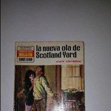 Cómics: SERVICIO SECRETO - LA NUEVA OLA DE SCOTLAND YARD - Nº1196. Lote 71499483