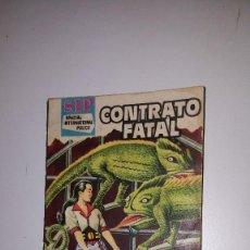 Cómics: S.I.P. - CONTRATO FATAL - Nº 36. Lote 71585571