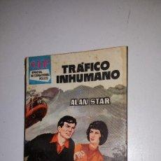 Cómics: S.I.P. - TRAFICO INHUMANO - Nº 58. Lote 71585879