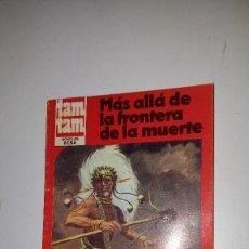 Cómics: TAM TAM - MAS ALLA DE LA FRONTERA DE LA MUERTE - Nº 4. Lote 71586211