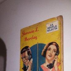 Cómics: LA NOVELA SELECTA- PARED POR MEDIO- Nº2 -1928. Lote 71629911