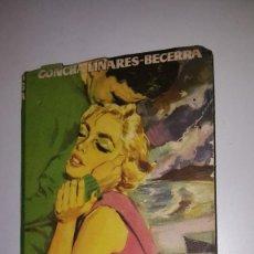 Cómics: SANATORIO DE AMOR - 1960- CONCHA LINARES BECERRA. Lote 71630623