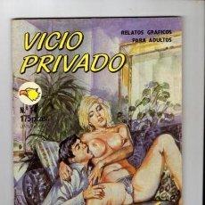Cómics: VICIO PRIVADO - Nº 14 - COMIC EROTICO ADULTOS - ASTRI EDITORIAL. Lote 72780911
