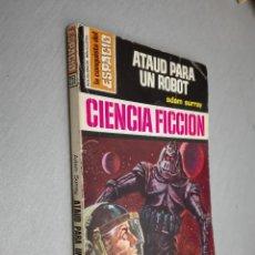 Comics : ATAUD PARA UN ROBOT / ADAM SURRAY / CONQUISTA DEL ESPACIO Nº 251 / BRUGUERA 1ª ED 1975. Lote 74533119