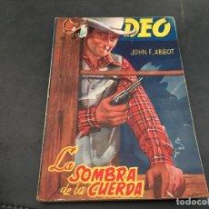 Cómics: COLECCION RODEO Nº 334 LA SOMBRA DE LA CUERDA (COIB128). Lote 79901077