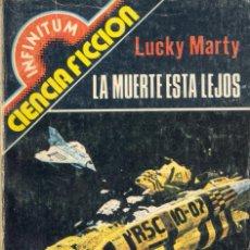 Cómics: INFINITUM CIENCIA FICCIÓN Nº3. AUTOR: LUCKY MARTY. Lote 80886351