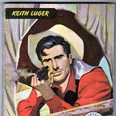 Cómics: COLECCION COLORADO Nº 108 - KEITH LUGER - CAMINO DE SANTA FE - BRUGUERA 1959- MICHELE MORGAN FOTO. Lote 82276864