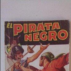Cómics: EL PIRATA NEGRO Nº 66. EL VERDUGO ESPERA. BRUGUERA 1946. Lote 82748968