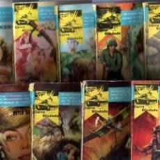 Cómics: CARRO BLINDADO - LOTE NºS 1,2,3,4,5,8,15,21,25 - JOHNNY GARLAND,CLARK CARRADOS,PETER KAPRA,JOE MOGAR. Lote 83061760