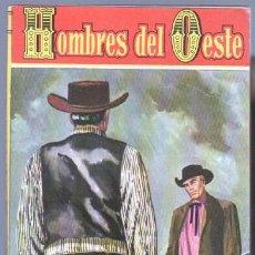 Cómics: HOMBRES DEL OESTE Nº 47 - SILVER KANE - BRUGUERA 1960 - FOTO DORIS DAY - MUY NUEVA. Lote 86983100