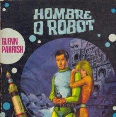 Cómics: LA CONQUISTA DEL ESPACIO Nº2. GLENN PARRISH. EDITORIAL BRUGUERA, 1970. Lote 87373692