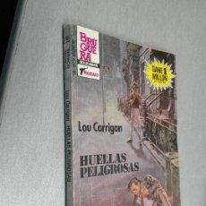 Cómics: HUELLAS PELIGROSAS / LOU CARRIGAN / SERVICIO SECRETO Nº 1792 / BRUGUERA 2ª EDICIÓN 1985. Lote 88168108