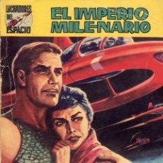 Cómics: LUCHADORES DEL ESPACIO Nº28. SAGA DE LOS AZNAR. GEORGE H. WHITE. Lote 89094896