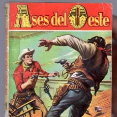 Cómics: ASES DEL OESTE Nº 42 - 1960 - FIDEL PRADO - EMILO FREIXAS PORTADA - ROMY SCHNEIDER FOTO - . Lote 89631152