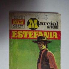 Cómics: OESTE LEGENDARIO Nº 298 LA RONCA VOZ DEL PLOMO MARCIAL LAFUENTE BOLSILIBROS BRUGUERA 1ª ED 1973. Lote 89756540