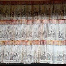 Cómics: COLECCION DE 346 TITULOS LA CONQUISTA DEL ESPACIO, BOLSILIBROS BRUGUERA 1970 A 1983 APROX.. Lote 90402015
