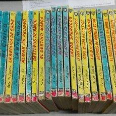 Cómics: COLECCIÓN ORQUIDEA / LOTE DE 37 NOVELAS / EDITORIAL BRUGUERA. Lote 90448349