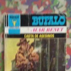 Cómics: CASTA DE ASESINOS - ALAR BENET - BUFALO AZUL 461. Lote 91472835