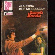 Comics: NOVELA SERVICIO SECRETO Nº 1766 LA DE LA FOTO VER TODOS MIS LOTES DE NOVELAS . Lote 93896825