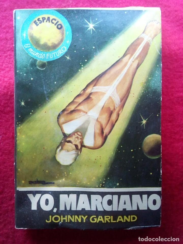 ESPACIO EL MUNDO FUTURO 235 YO MARCIANO TORAY (Comics - Pulp)